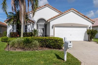 7507 Stirling Bridge Boulevard N, Delray Beach, FL 33446 - MLS#: RX-10443385