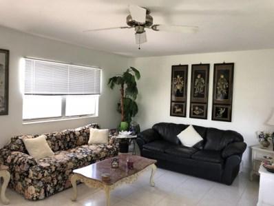 714 Saxony O, Delray Beach, FL 33446 - MLS#: RX-10443390