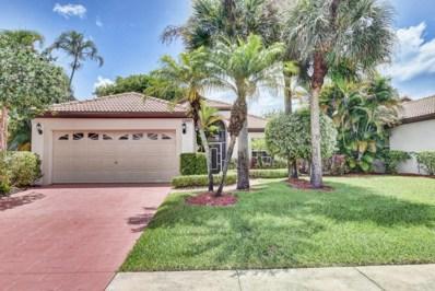 22562 Esplanada Drive, Boca Raton, FL 33433 - MLS#: RX-10443422