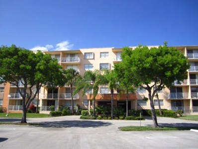 480 Executive Center Drive UNIT 5n, West Palm Beach, FL 33401 - MLS#: RX-10443579
