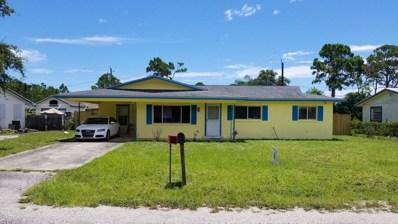 3244 Vernon Street, Fort Pierce, FL 34982 - MLS#: RX-10443618