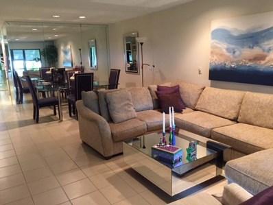 8450 Casa Del Lago UNIT 24-I, Boca Raton, FL 33433 - MLS#: RX-10443693
