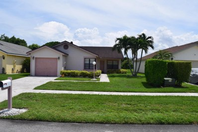 4493 Brook Drive, West Palm Beach, FL 33417 - MLS#: RX-10443712
