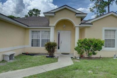 541 SW Todd Avenue, Port Saint Lucie, FL 34983 - MLS#: RX-10443745