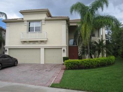 2178 Bellcrest Circle, Royal Palm Beach, FL 33411 - MLS#: RX-10443819
