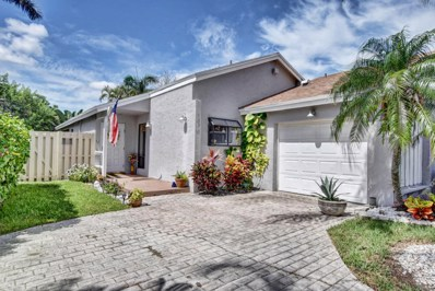 1870 NW 10 Street, Delray Beach, FL 33445 - MLS#: RX-10443821