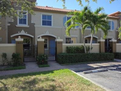 6550 Morgan Hill Trail UNIT 1903, West Palm Beach, FL 33411 - MLS#: RX-10443827