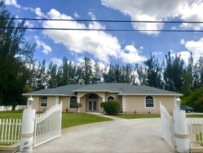 17564 60th Lane N, Loxahatchee, FL 33470 - MLS#: RX-10443831
