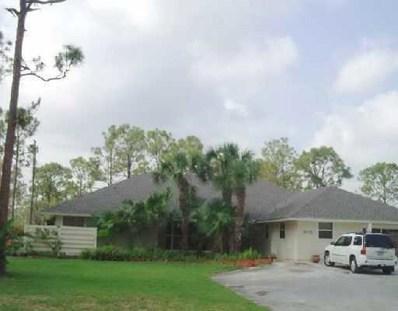 16112 E Preakness Drive, Loxahatchee, FL 33470 - MLS#: RX-10443974