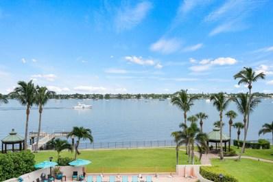5200 N Flagler Drive UNIT 404, West Palm Beach, FL 33407 - MLS#: RX-10444019