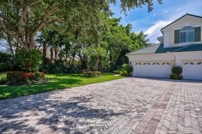 111 Palm Point Circle UNIT C, Palm Beach Gardens, FL 33418 - MLS#: RX-10444028