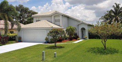 10856 Crescendo Circle, Boca Raton, FL 33498 - MLS#: RX-10444043