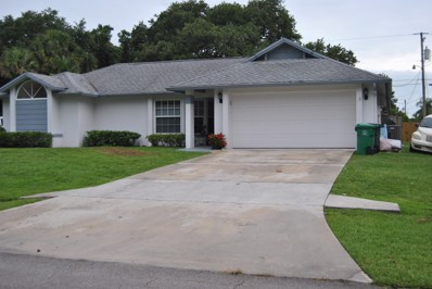 1218 SW Chase Road N, Port Saint Lucie, FL 34953 - MLS#: RX-10444046