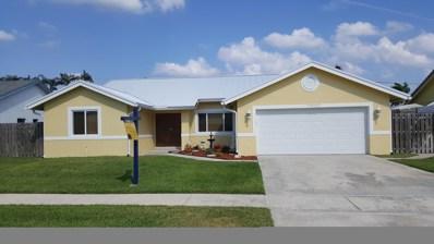 7552 S Texas Trail, Boca Raton, FL 33487 - MLS#: RX-10444069