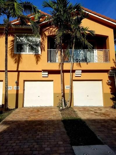 3268 Mirella Drive, Riviera Beach, FL 33404 - MLS#: RX-10444074