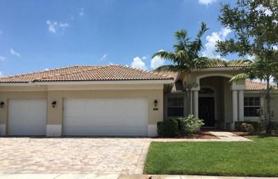 9100 Winterhaven Circle, West Palm Beach, FL 33411 - MLS#: RX-10444116