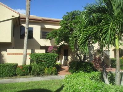 7521 Glendevon Lane UNIT 702, Delray Beach, FL 33446 - MLS#: RX-10444154