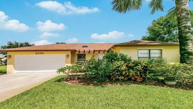 8376 Morning Star Road, Lake Worth, FL 33467 - MLS#: RX-10444159