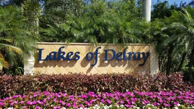 15500 Lakes Of Delray Boulevard UNIT 201, Delray Beach, FL 33484 - MLS#: RX-10444318