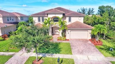 591 Glenfield Way, Royal Palm Beach, FL 33411 - MLS#: RX-10444347