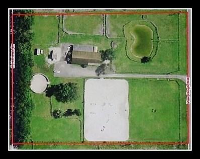 16501 Van Gogh Road, Loxahatchee, FL 33470 - MLS#: RX-10444390