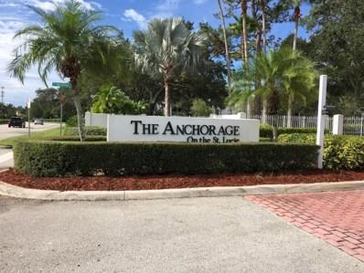 2504 SE Anchorage Cove UNIT D-3, Port Saint Lucie, FL 34952 - MLS#: RX-10444410