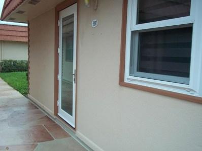 197 Valencia I, Delray Beach, FL 33446 - #: RX-10444416
