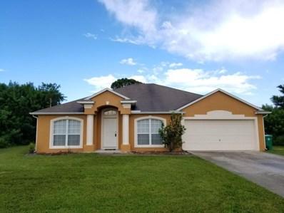 441 NW Biltmore Street, Port Saint Lucie, FL 34983 - MLS#: RX-10444421
