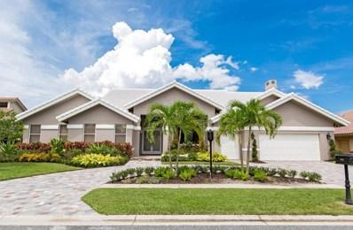 7841 Afton Villa Court, Boca Raton, FL 33433 - #: RX-10444429