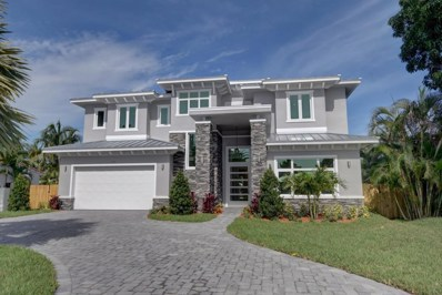 1426 Highland Lane, Delray Beach, FL 33444 - MLS#: RX-10444430
