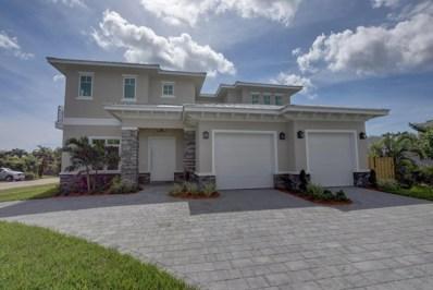 1519 NE 2nd Avenue, Delray Beach, FL 33444 - MLS#: RX-10444445