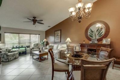 106 Sausalito Drive UNIT 106, Boynton Beach, FL 33436 - #: RX-10444472