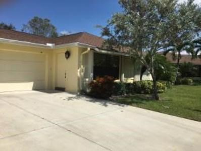 4375 Cedar Tree Place UNIT B, Boynton Beach, FL 33436 - MLS#: RX-10444482