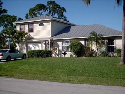 591 NW Kilpatrick Avenue, Port Saint Lucie, FL 34953 - MLS#: RX-10444514