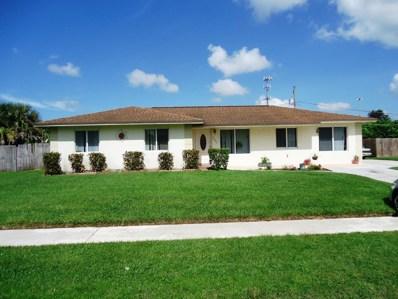 3095 Pebble Beach Drive, Lake Worth, FL 33467 - MLS#: RX-10444546