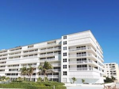 3546 S Ocean Boulevard UNIT 411, South Palm Beach, FL 33480 - MLS#: RX-10444559