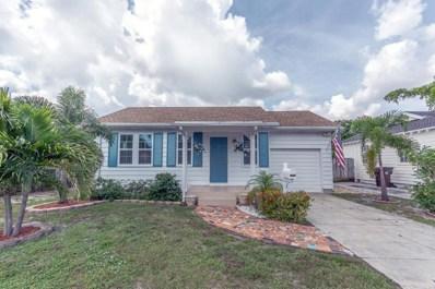 1220 Alpha Street, West Palm Beach, FL 33401 - MLS#: RX-10444588