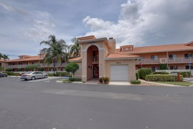 5952 Regal Glen Drive UNIT 208, Boynton Beach, FL 33437 - MLS#: RX-10444589