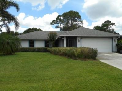 1565 SW Bellevue Avenue, Port Saint Lucie, FL 34953 - MLS#: RX-10444632