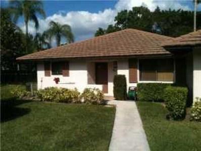 826 Club Drive, Palm Beach Gardens, FL 33418 - MLS#: RX-10444654