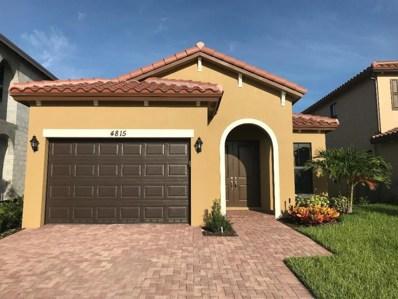 4815 NW 51st Terrace, Tamarac, FL 33319 - MLS#: RX-10444656