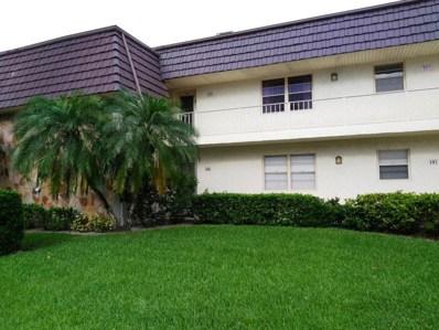 12005 Poinciana Boulevard UNIT 206, Royal Palm Beach, FL 33411 - #: RX-10444661