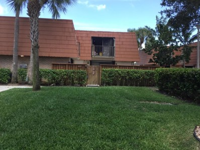 740 Buttonwood Lane UNIT D, Boynton Beach, FL 33436 - MLS#: RX-10444666