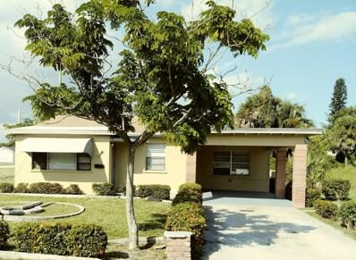 168 W 13th Street, Riviera Beach, FL 33404 - MLS#: RX-10444714