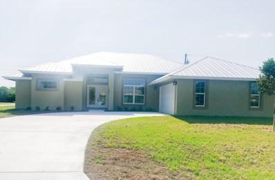 4201 SW Yalta Street, Port Saint Lucie, FL 34953 - MLS#: RX-10444715