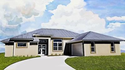 861 SW McCullough Avenue, Port Saint Lucie, FL 34953 - MLS#: RX-10444732