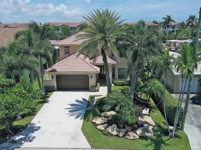 917 Turner Road, Delray Beach, FL 33483 - MLS#: RX-10444781