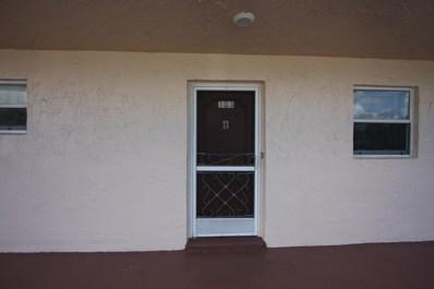 711 Lori Drive UNIT 103, Palm Springs, FL 33461 - MLS#: RX-10444885
