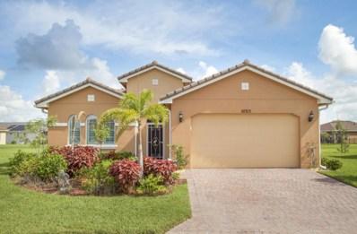 10313 SW Fernwood Avenue, Port Saint Lucie, FL 34987 - MLS#: RX-10444887