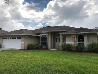 2425 SW Massey Street, Port Saint Lucie, FL 34953 - MLS#: RX-10444924